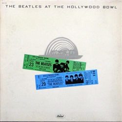 Beatles ‎– The Beatles At The Hollywood Bowl