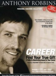 Anthony Robbins Personal Coaching Collection: Find Your True Gift