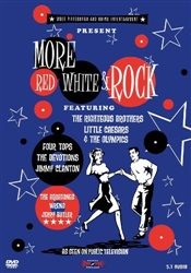 More Red, White & Rock