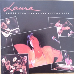 Laura Nyro ‎– Laura Nyro Live At The Bottom Line