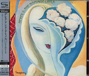 Eric Clapton Derek And The Dominos ‎– Layla And Other Assorted Love Songs