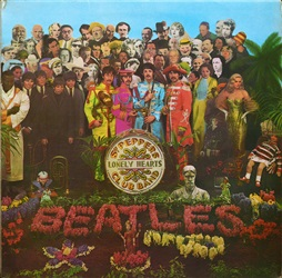 Beatles ‎– Sgt. Pepper's Lonely Hearts Club Band