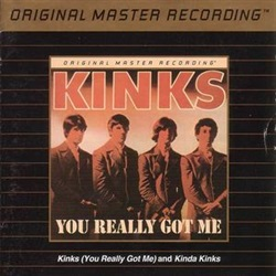 Kinks ‎– Kinks (You Really Got Me) & Kinda Kinks