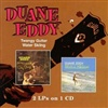 Duane Eddy  - Twangy Guitar, Silky Strings / Water Skiing