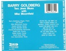 Barry Goldberg ‎– Two Jews Blues